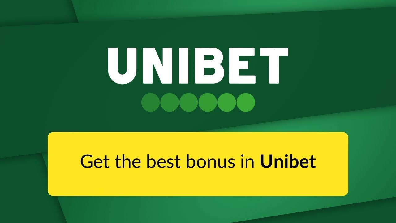 Bonus dla nowych klientów Unibet