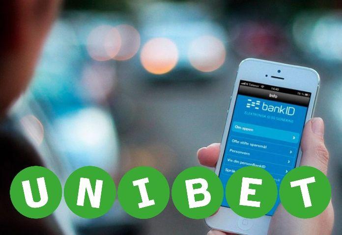 Unibet mobile version