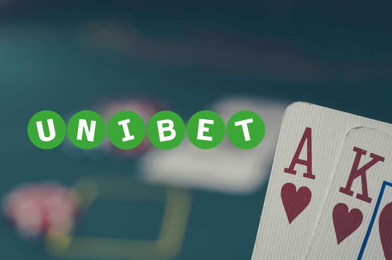 Unibet Poker Mobile App